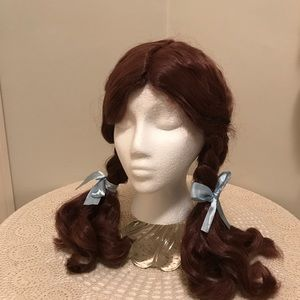 Rubie's Costumes - Rubie's Costumes Dorothy The Wizard Of Oz Wig Girl